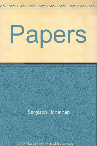 9780954237103: Papers