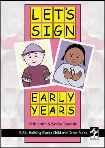 Lets Sign Dictionary: Everyday BSL for Learners