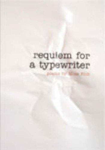 9780954244347: Requiem for a Typewriter (Sussex)