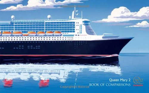 9780954245139: Queen Mary 2: Books of Comparisons