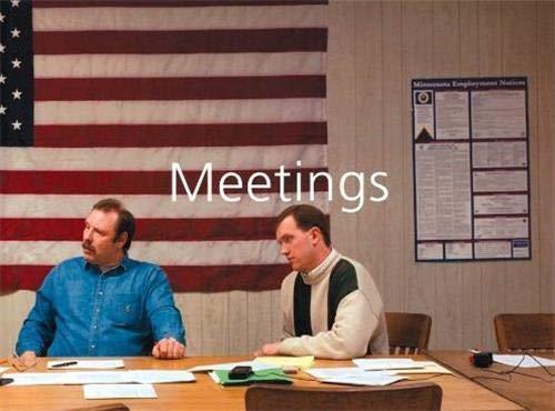 Paul Shambroom: Meetings