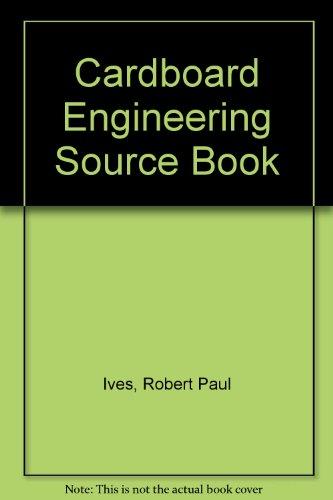 9780954285104: Cardboard Engineering Source Book