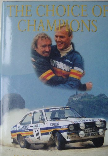The Choice of Champions: Sutton, David