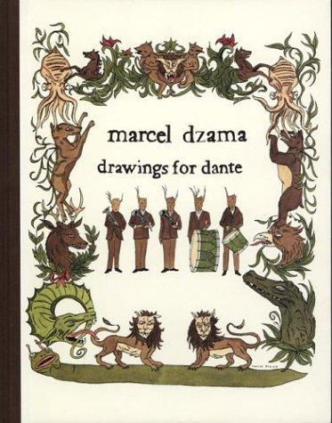Drawings for Dante: Marcel Dzama