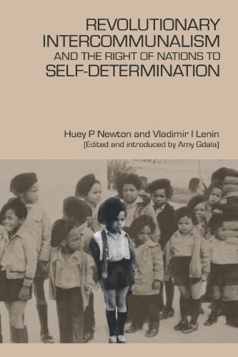9780954291341: Revolutionary Intercommunalism and the Right of Nations to Self-Determination