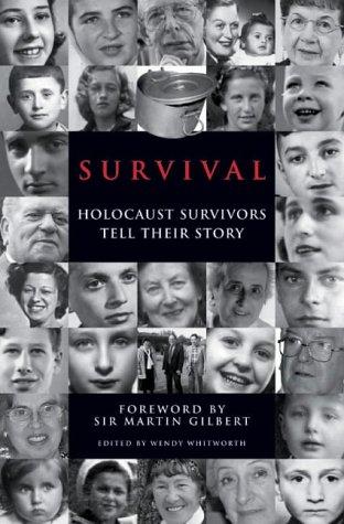 9780954300111: Survival: Holocaust Survivors Tell Their Story