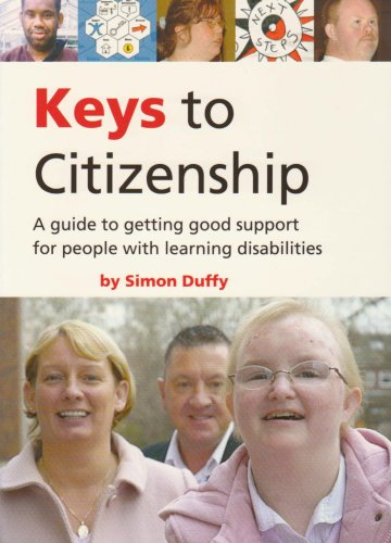 9780954306823: Keys to Citizenship: A Guide to Getting Good Support Services for People with Learning Difficulties