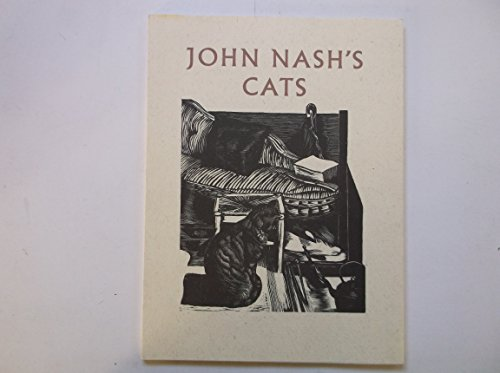 John Nash's Cats (9780954318529) by Ronald Blythe; Jeremy Greenwood