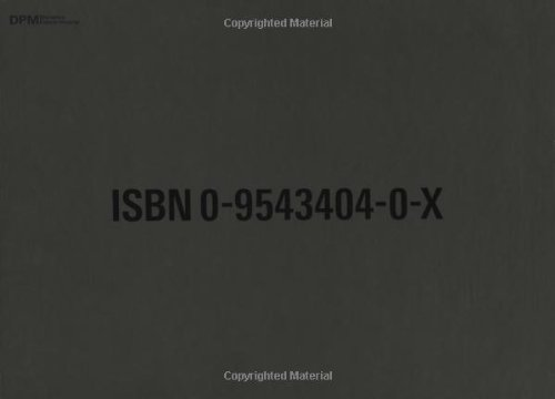 DPM - Disruptive Pattern Material: Blechman, Hardy; Newman,