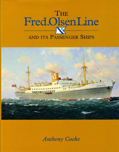 9780954366674: The Fred. Olsen Line and Its Passenger Ships