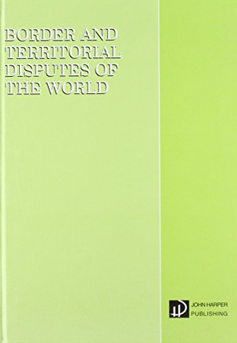 9780954381134: Border & Territorial Dispute of the World 2004