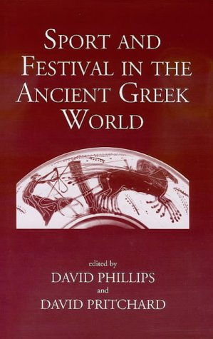 9780954384517: Sport and Festival in the Ancient Greek World