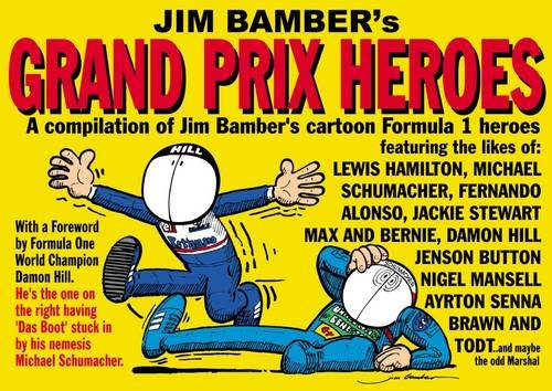 9780954388867: Jim Bamber's Grand Prix Heroes