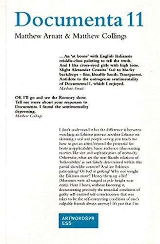 Documenta II (Paperback): Matthew Arnatt, Matthew