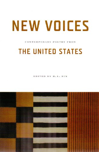 9780954425791: New Voices: Contemporary Poetry from the United States