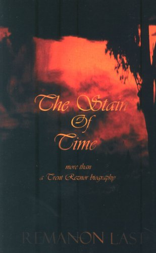 9780954426606: The Stain of Time: A Trent Reznor Biography