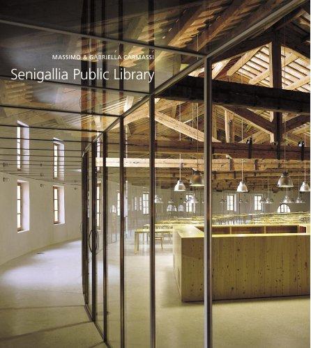 9780954428808: Massimo e Gabriella Carmassi. Senigallia Public Library. Ediz. italiana e inglese
