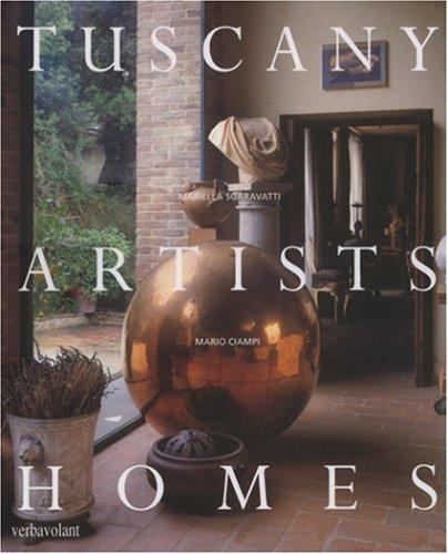 9780954428846: Tuscany Artists Homes