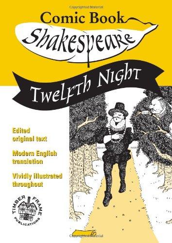 9780954432546: Twelfth Night (Comic Book Shakespeare)