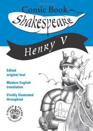 9780954432560: Henry V (Comic Book Shakespeare)