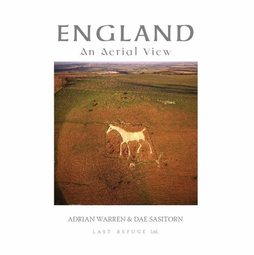 9780954435028: England: An Aerial View
