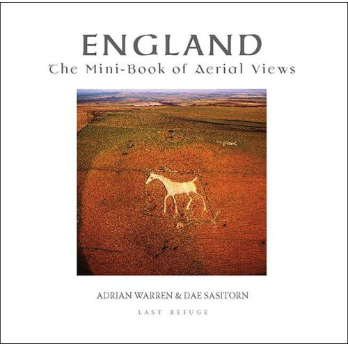 9780954435059: England: The Mini-Book of Aerial Views