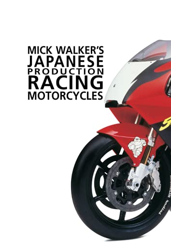 9780954435707: Japanese Production Racing Motorcycles (Redline Motorcycles)