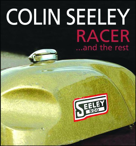 Colin Seeley: Racer .and the rest: Colin Seeley