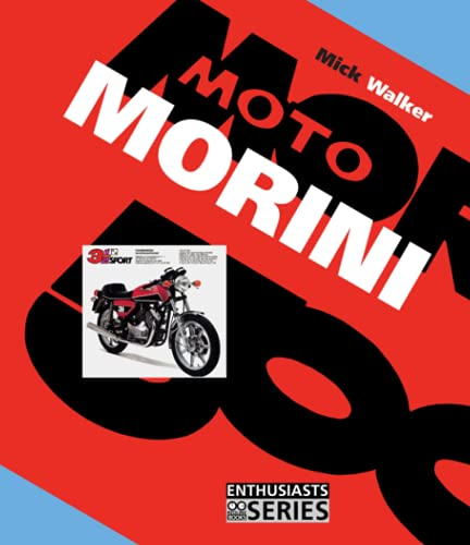 9780954435721: Moto Morini (Enthusiasts)