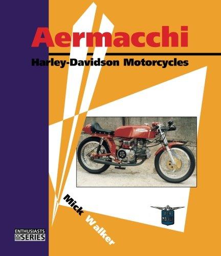 9780954435769: Aermacchi: Harley-Davidson Motorcycles (Enthusiasts Series)