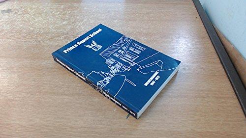 9780954452209: Prince Rupert School: Wilhelmshaven 1947-1972