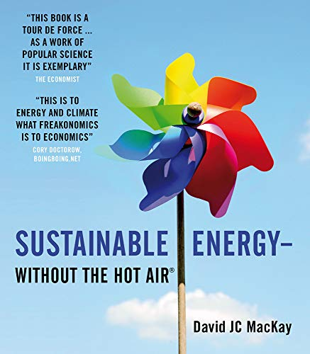 9780954452933: Sustainable Energy - Without the Hot Air