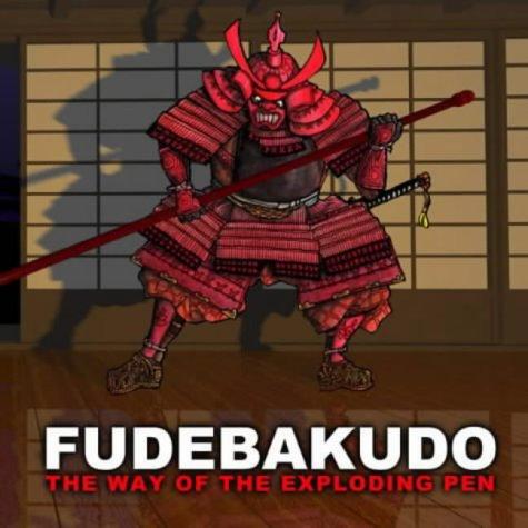 9780954454302: Fudebakudo: The Way of the Exploding Pen