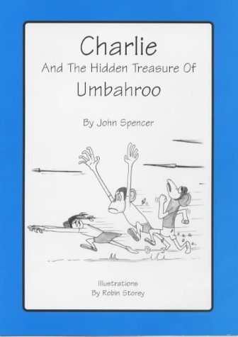 Charlie and the Hidden Treasure of Umbahroo: John Spencer, Graham