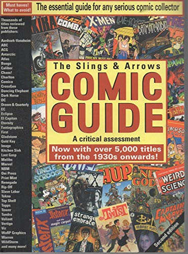 9780954458904: Slings & Arrows Comic Guide - 2nd Edition