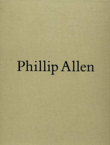 Phillip Allen (Hardback): Caoimhin Mac Giolla Leith
