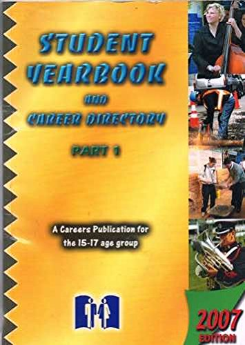 9780954474768: Student Yearbook And Career Directory Part 1