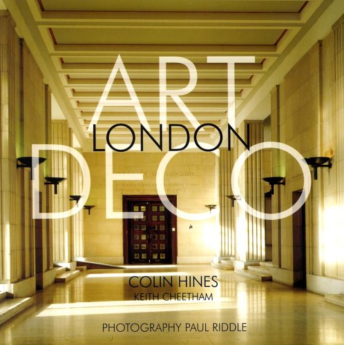 9780954475109: Art Deco London