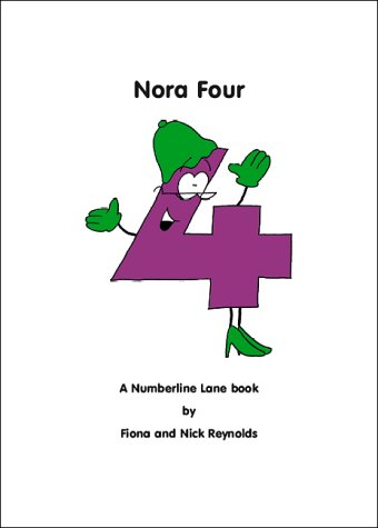 Nora Four - A Numberline Lane Book: Fiona and Nick