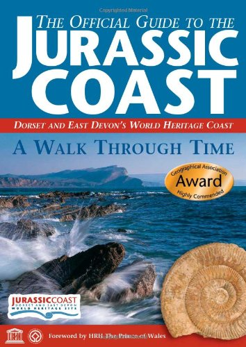 9780954484507: The Official Guide to the Jurassic Coast: Dorset and East Devon's World Heritage Coast