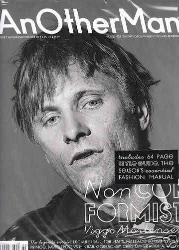 9780954491192: Another Man Magazine: Autumn 08 Biannual issue 7
