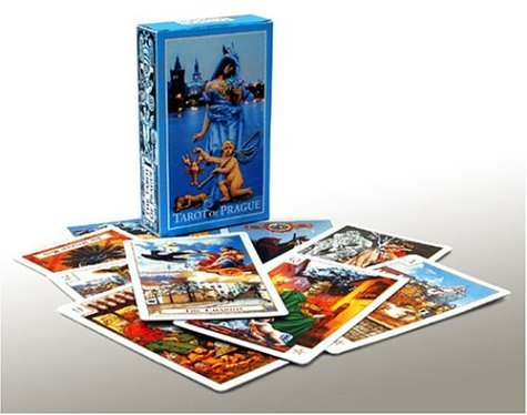 9780954500719: Tarot of Prague