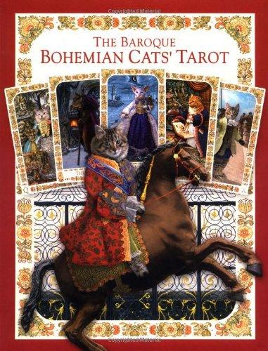 9780954500726: The Baroque Bohemian Cats' Tarot (Boxed Set)