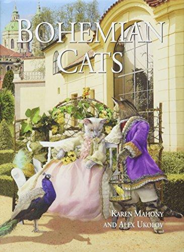 Bohemian Cats (0954500741) by Karen Mahony; Alex Ukolov
