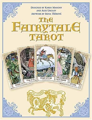 9780954500757: The Fairytale Tarot Kit: For a Happy Ever After...