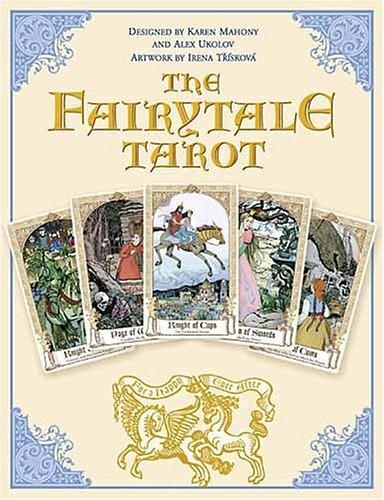 FAIRYTALE TAROT KIT (095450075X) by Karen Mahony; Alex Ukolov; Irena Triskova