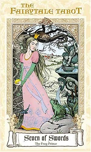 The Fairytale Tarot (9780954500764) by Karen Mahony; Alex Ukolov; Irena Triskova