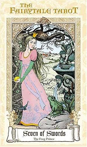9780954500764: The Fairytale Tarot