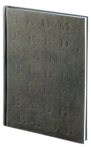 9780954502560: Blumfeld, an Elderly Bachelor: By Franz Kafka (Four Corners Familiars)