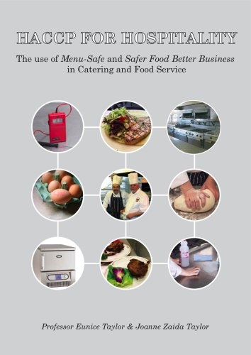 9780954503994: HACCP for Hospitality: The use of Menu-Safe and Safer Food Better Business in Catering and Food Service